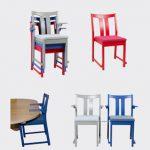 Dacke stol och karmstol